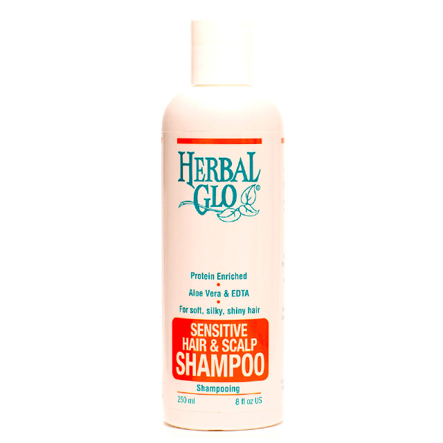 hair styling products for sensitive scalp sensitive hair amp scalp shampoo herbal glo 8259 | HairTreatment SensitiveShampoo