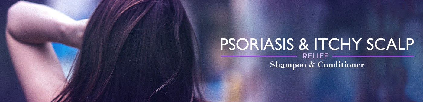 psoriasis and itchy scalp hair care