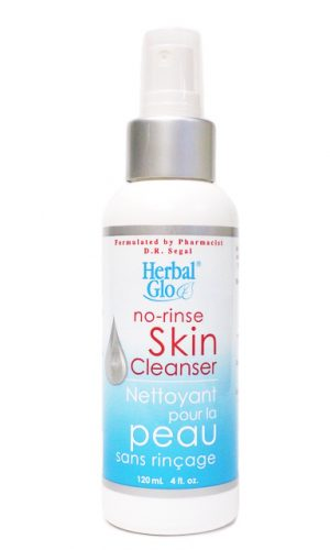 No Rinse Skin Cleanser