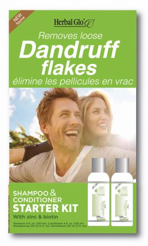 Dandruff & Dry Scalp Starter Kit