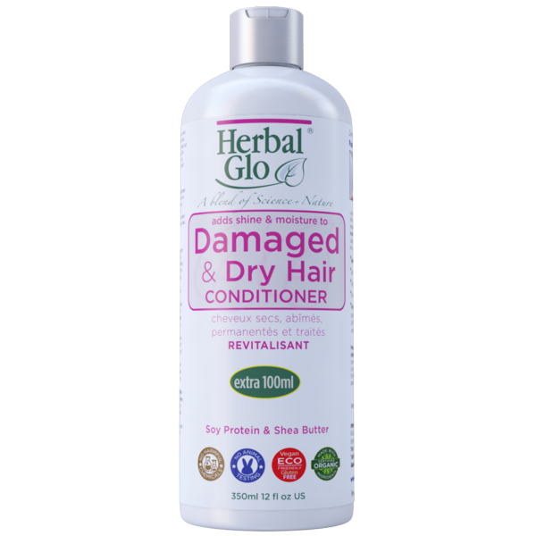 damaged and dry hair conditioner