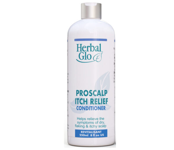 bottle of proscalp itch relief conditioner