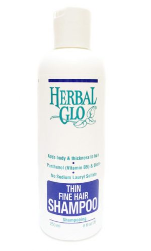 thin and fine hair shampoo