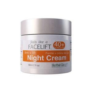 Feels Like a Facelift 40+ Night Cream