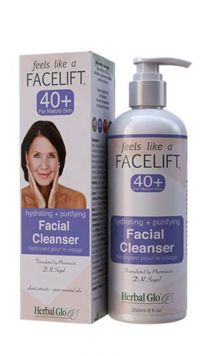 Feels Like a Facelift 40+ Facial Cleanser