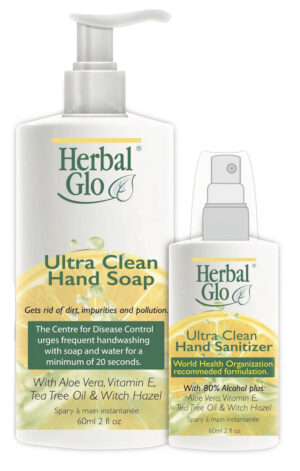 Ultra Clean Hand Soap and Sanitizer