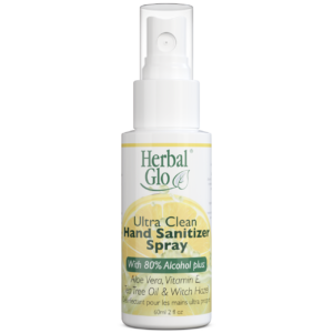 Ultra Clean Hand Sanitizer Spray