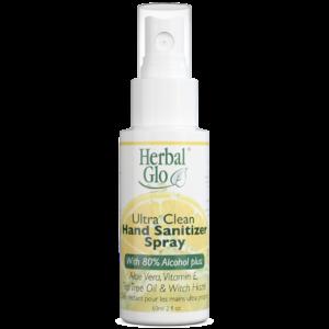 Ultra Clean Hand Sanitizer Spray