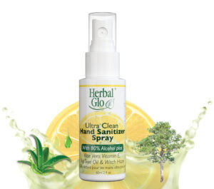 Ultra Clean Hand Sanitizer Spray - 60 ml