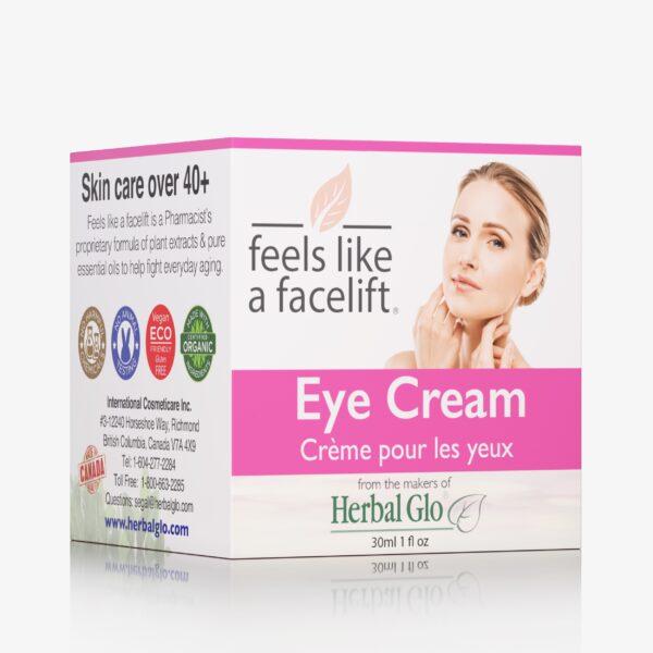 feels like a facelift eye cream