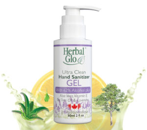 Ultra Clean Hand Sanitizer Gel - 60 ml