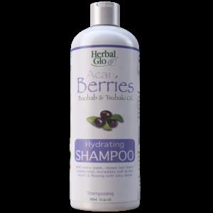 Acai Berries with Baobab & Tsubaki Oil Hydrating Shampoo