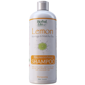 Lemon with Moringa & Matcha Tea Replenishing Shampoo