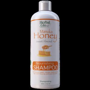 Manuka Honey & Sweet Almond Nourishing Shampoo