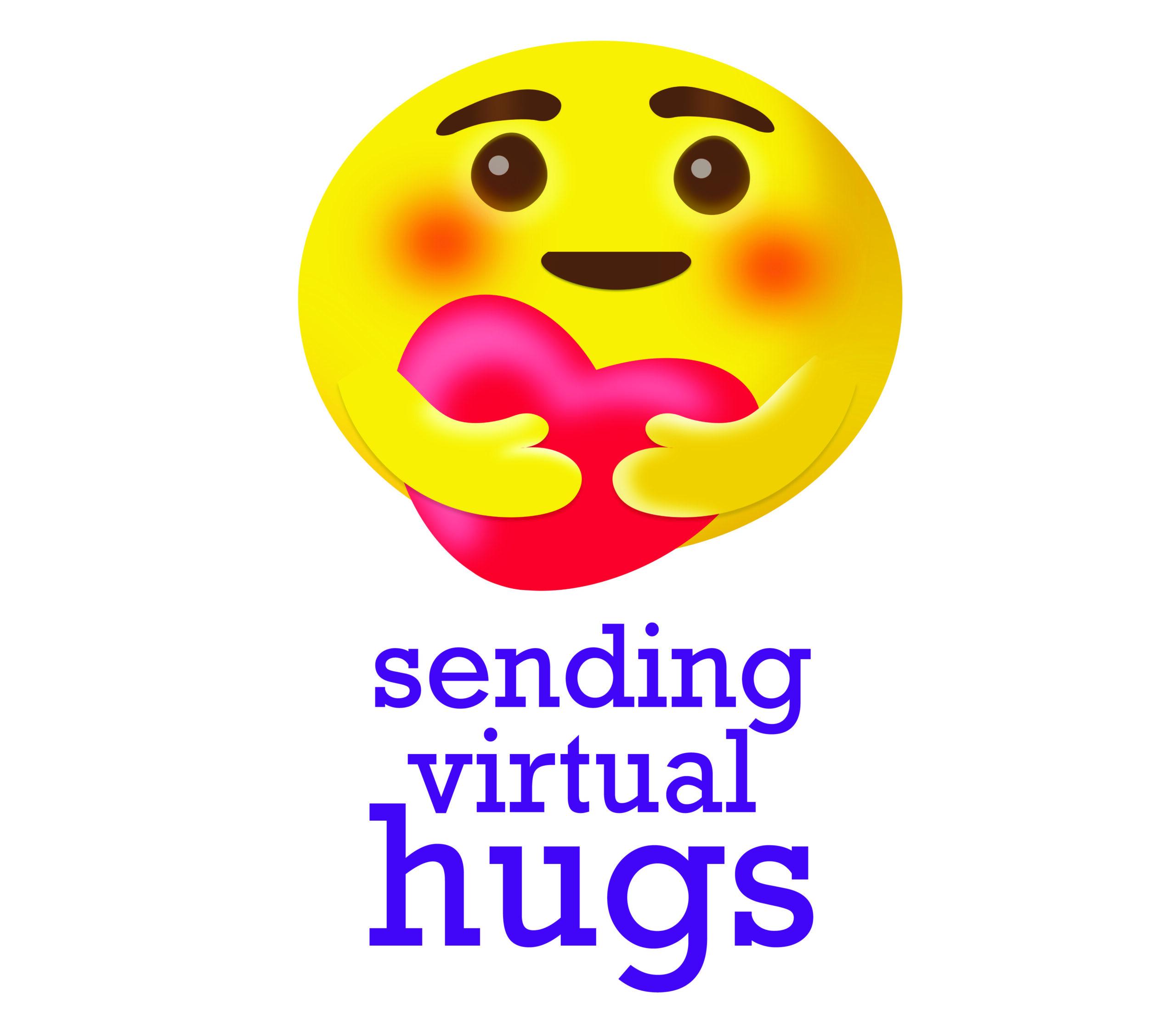 Sending Virtual Hugs