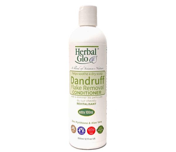 bottle of dandruff conditioner